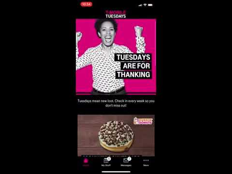 T-Mobile Tuesday March 6 2018