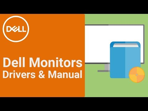 Dell Monitor Driver Installation (Official Dell Tech Support)