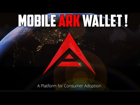 MOBILE ARK WALLET RELEASED !! BE CAREFUL WITH FAKE VERSIONS !!