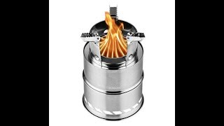Best Camping Stove ever!!