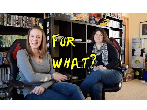 Using a PS4 and Xbox One for Netflix? 2 Girls 1 Gaming Topic | TheGebs24