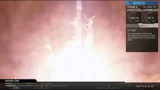 SpaceX Launches 3 Satellites Atop Used Falcon 9 Rocket
