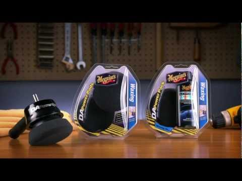 Waxing Just Got Easier with Meguiar's® Dual Action Power System