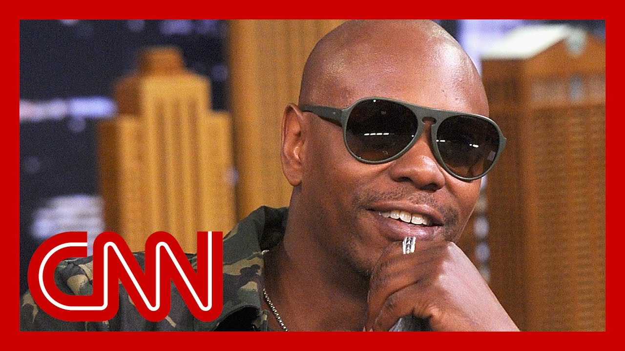 Dave Chappelle has a powerful take on the Capitol riots