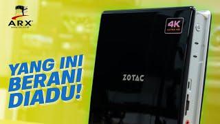 SETARA TAPI LEBIH MURAH Review Mini PC Zotac ZBOX BI324