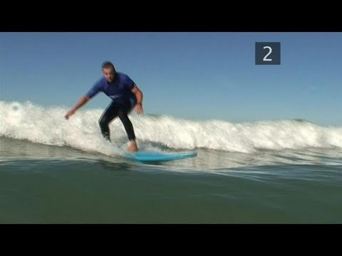 How To Stand On A Surfboard