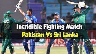 Incridible Fighting Match   Pakistan Vs Sri Lanka   3rd ODI   Full Highlights   PCB