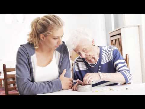 Finding Treatments and Solutions for Dementia Patients and Caregivers