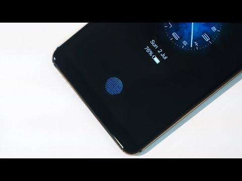 In-Screen Fingerprint Sensor: The Future of Smartphones