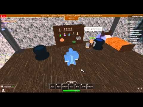 how to make burn potion on kingdom life 2 on roblox