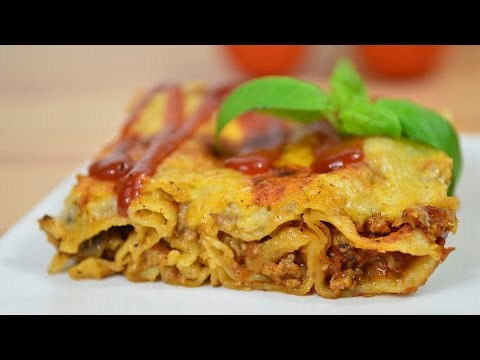 Cannelloni: Amazingly Simple Beef Cannelloni Recipe - Food-A-Holic