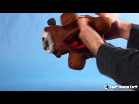 Minecraft Reversible Plush Case