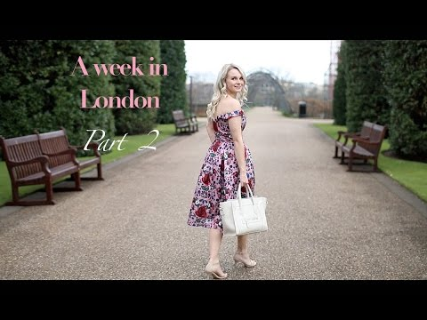 One week in London -  Part 2 - The Orangery, flying home and surprising my best friend!