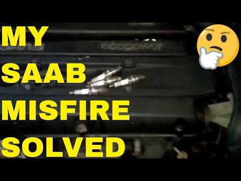 Saab 9.3 Turbo Misfire Repair