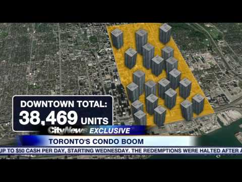 Video: Is Toronto prepared for the ongoing condo boom?