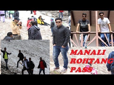 Manali to Rohtang Pass Road Trip / by plane / Part 2