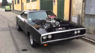Dodge Charger FF Toretto's!
