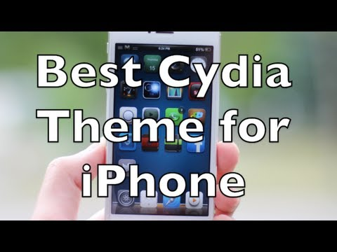 ★ Best Cydia Theme for iPhone - Motif for iOS