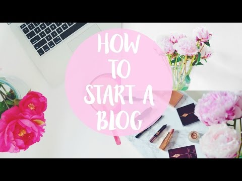 How To Start A Blog & Get It Noticed I Dizzybrunette3