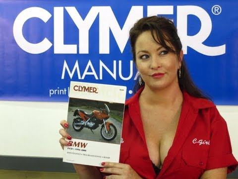 Clymer Manuals BMW F650 Manual Funduro Manual Strada Manual Maintenance Repair Shop Service Video