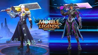 Alucard | Obsidian Blade Legend Skin VS Child Of The Fall Epic Skin | Mobile Legends