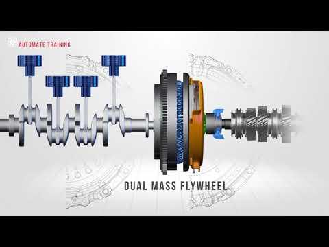 Dual Mass Flywheel - Design & Operation