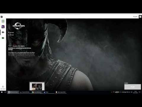 Creation Kit released for Skyrim Special Edition