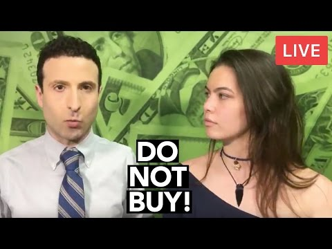 Do NOT Buy These Products!! (April 2017) - The Deal Guy Live Show