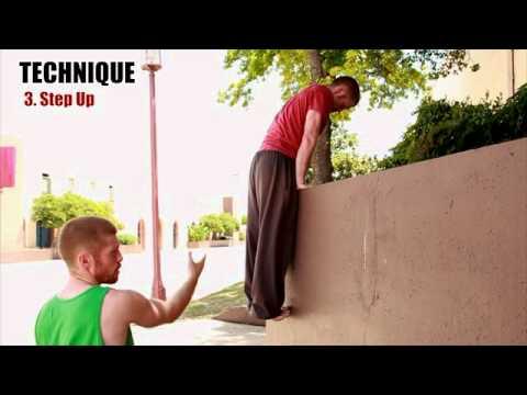 Parkour Academy: Wall Climb / Top Out Tutorial - Q&A