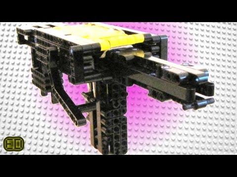 Lego Technic Brick Gun