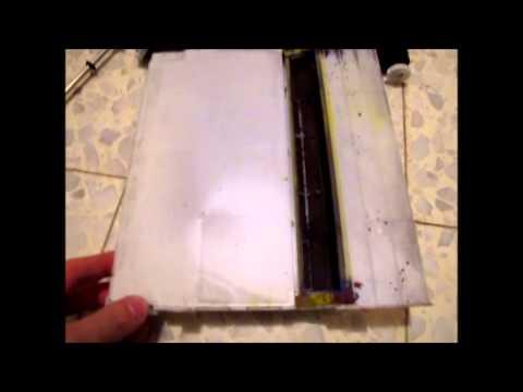 Laser Printer Transfer Belt and Toner Collector