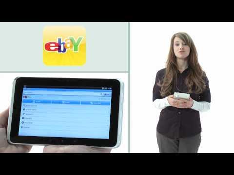 Ebay app - Appys 2012 nominee