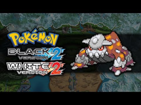 Pokemon Black 2 and White 2 | How To Get Heatran