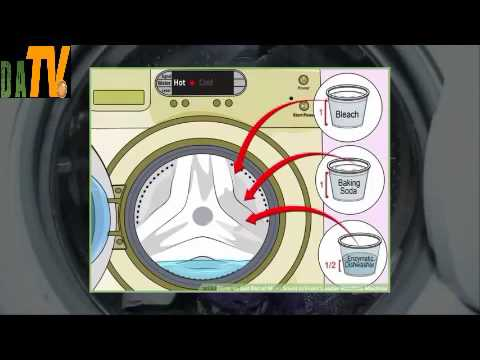 How to Get Rid of Mold Smell in Front Loader Washing Machine
