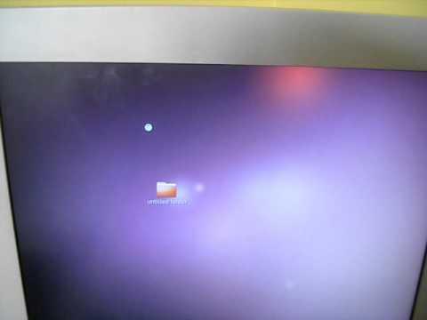 ubuntu missing menu bar