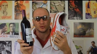 How To Open Bottle Of Wine With A Shoe