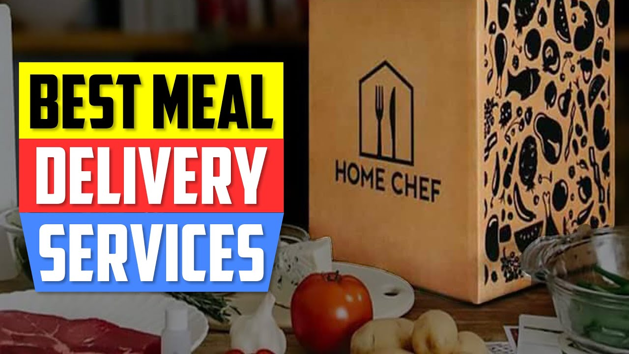 ✅ Best Meal Delivery Services 👌 Top 5 Meal Delivery Service Picks | 2021 Review