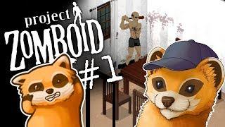 Project Zomboid - SVENJAMIN SPOON - #1 - Let