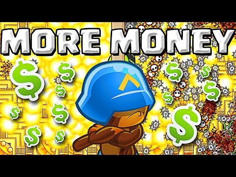 MAKE MONEY & PLAY BETTER : Bloons TD Battles : WIN MORE GAMES