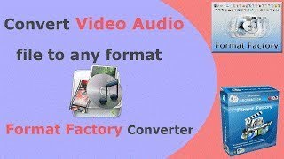 How to convert video into audio
