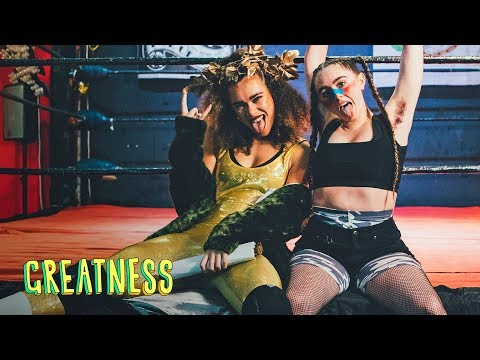 Learning to wrestle in 48 hours | Greatness Ep #3