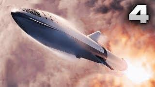 4 FUTURE Space Rockets to make us Interplanetary!