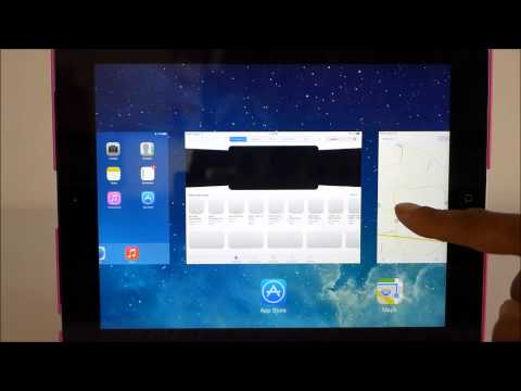 iPad Tutorial: How to close Apps