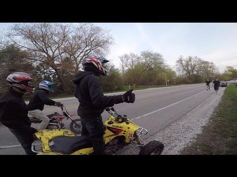 Road Rage on ATVS