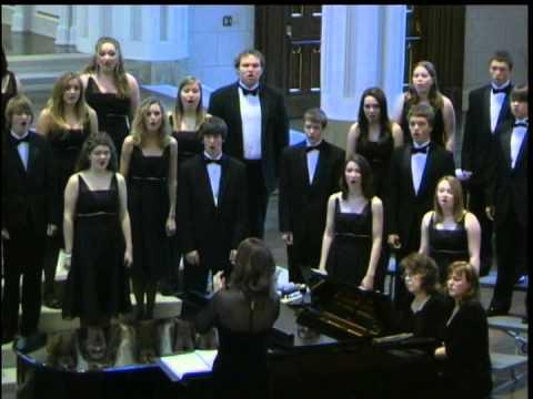 Seymour High School Concert Choir, TN - ein kleine hubscher vogel
