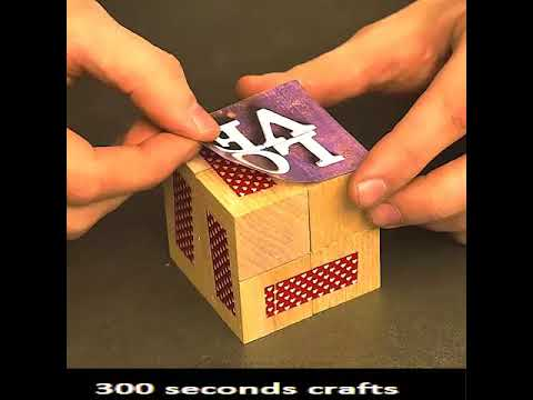 300 seconds crafts (The 4 best family memories ideas)