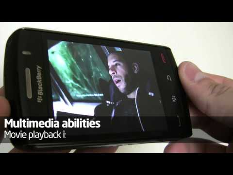 BlackBerry Storm 2 video: in-depth first look!