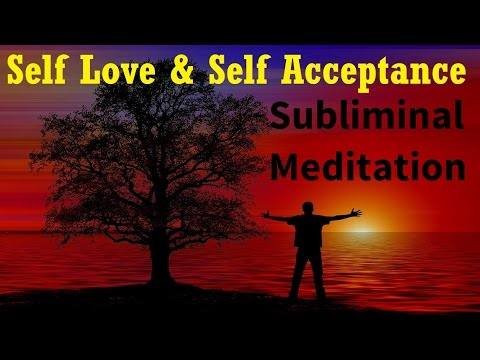 Practice Self-Love & Be Kind To Yourself | Subliminal Messages Isochronic Meditation
