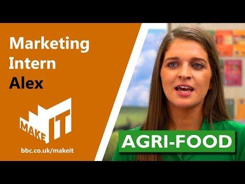 MARKETING INTERN   Make It Into: Agri-food
