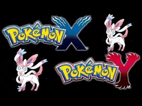 How to Get Sylveon - Pokemon X & Y